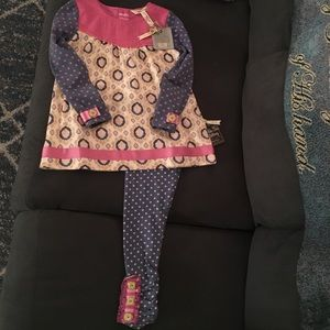 NWT Matilda Jane girls outfit
